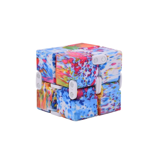 infinity cube cube block fidget toy 8716 - Wacky Track