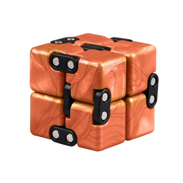 infinity cube magic cubic fidget toy 1660 - Wacky Track