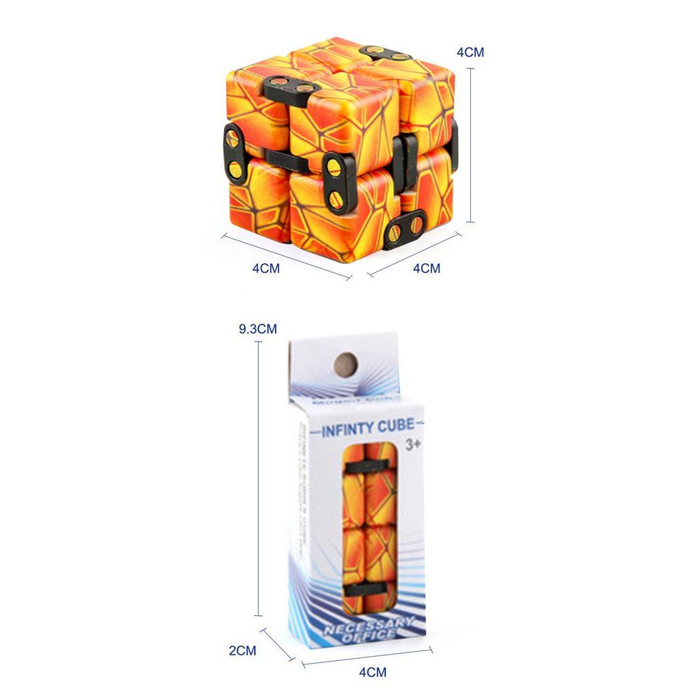 infinity cube magic cubic fidget toy 4982 - Wacky Track