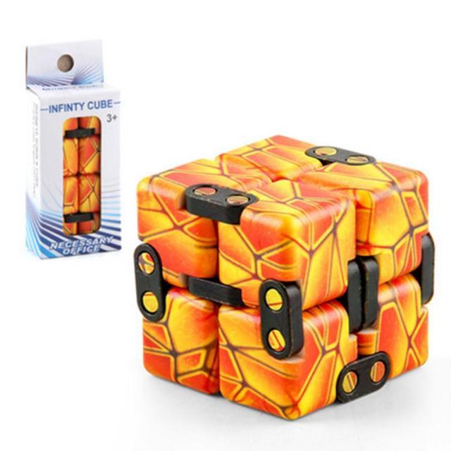 infinity cube magic cubic fidget toy 5322 - Wacky Track
