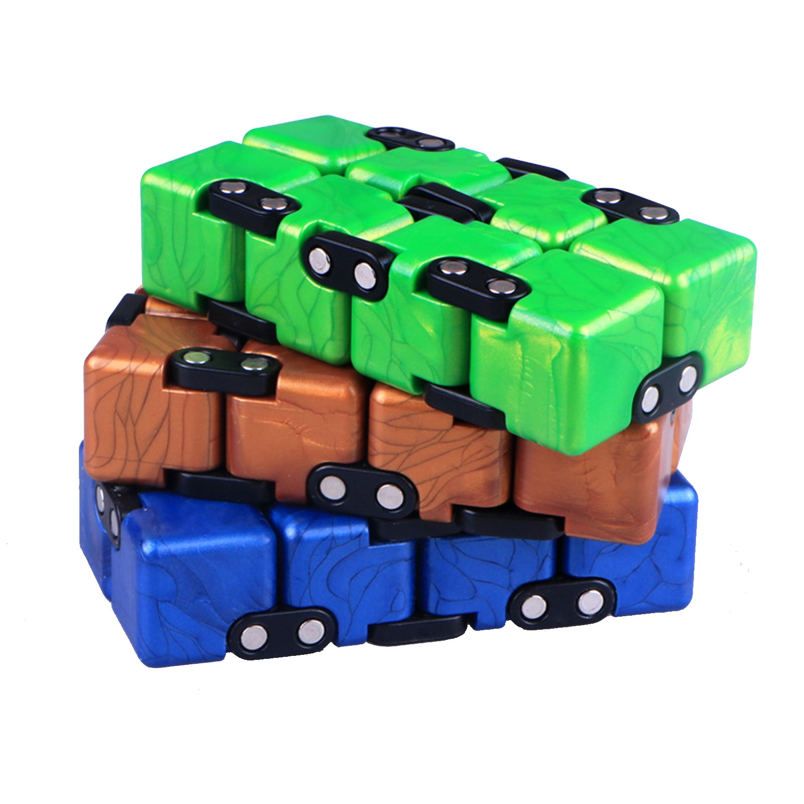 infinity cube magic cubic fidget toy 6247 - Wacky Track