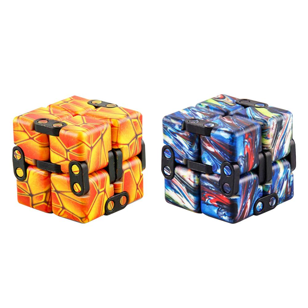 infinity cube magic cubic fidget toy 8385 - Wacky Track