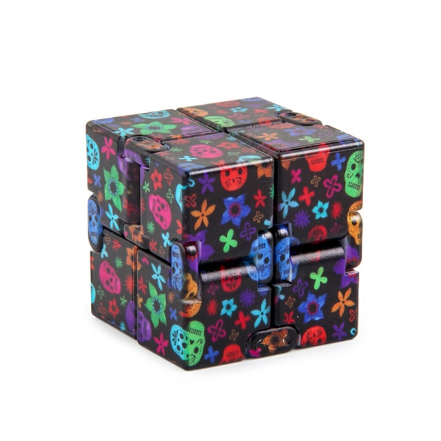 infinity cube magic cubic fidget toy 8699 - Wacky Track