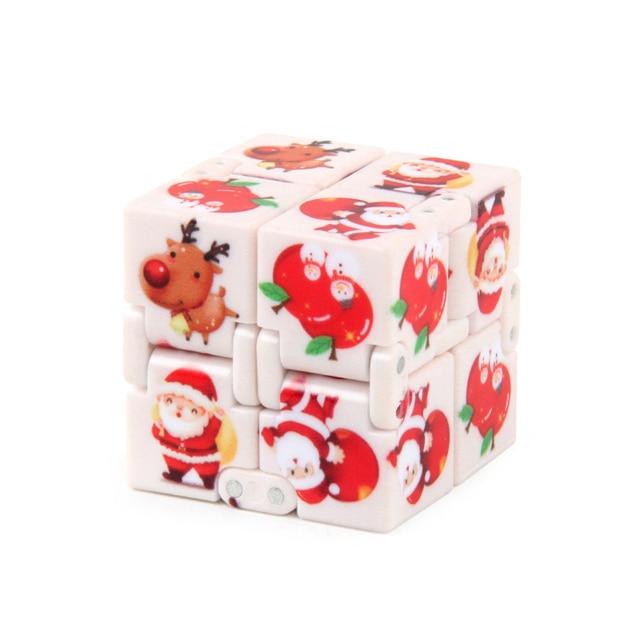 infinity cube magic cubic fidget toy 8743 - Wacky Track