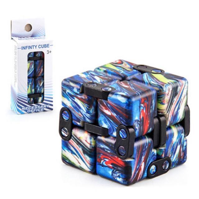 infinity cube magic cubic fidget toy 8875 - Wacky Track