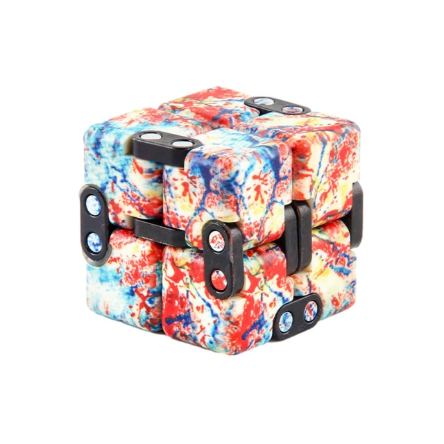 infinity cube magic square fidget toy 1337 - Wacky Track
