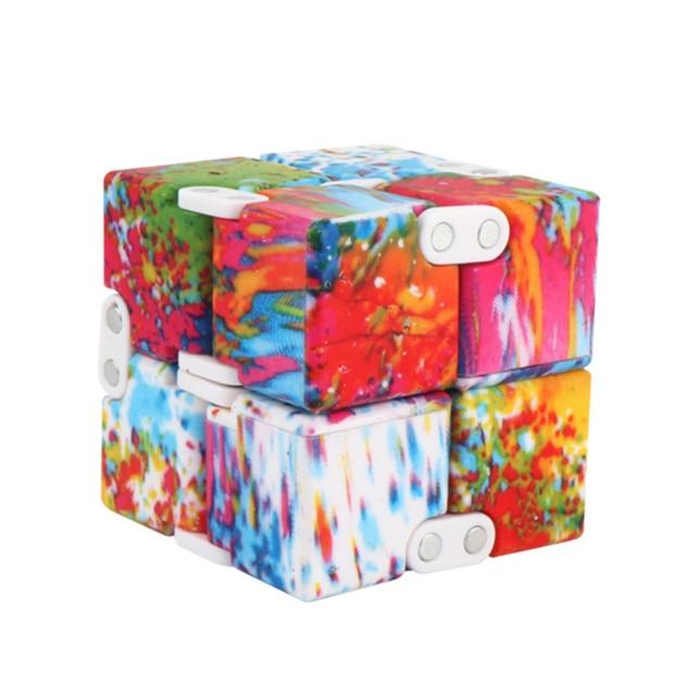 infinity cube magic square fidget toy 2569 - Wacky Track