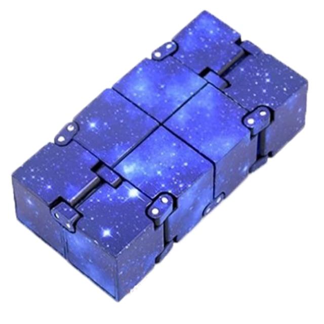 infinity cube magic square fidget toy 3138 - Wacky Track
