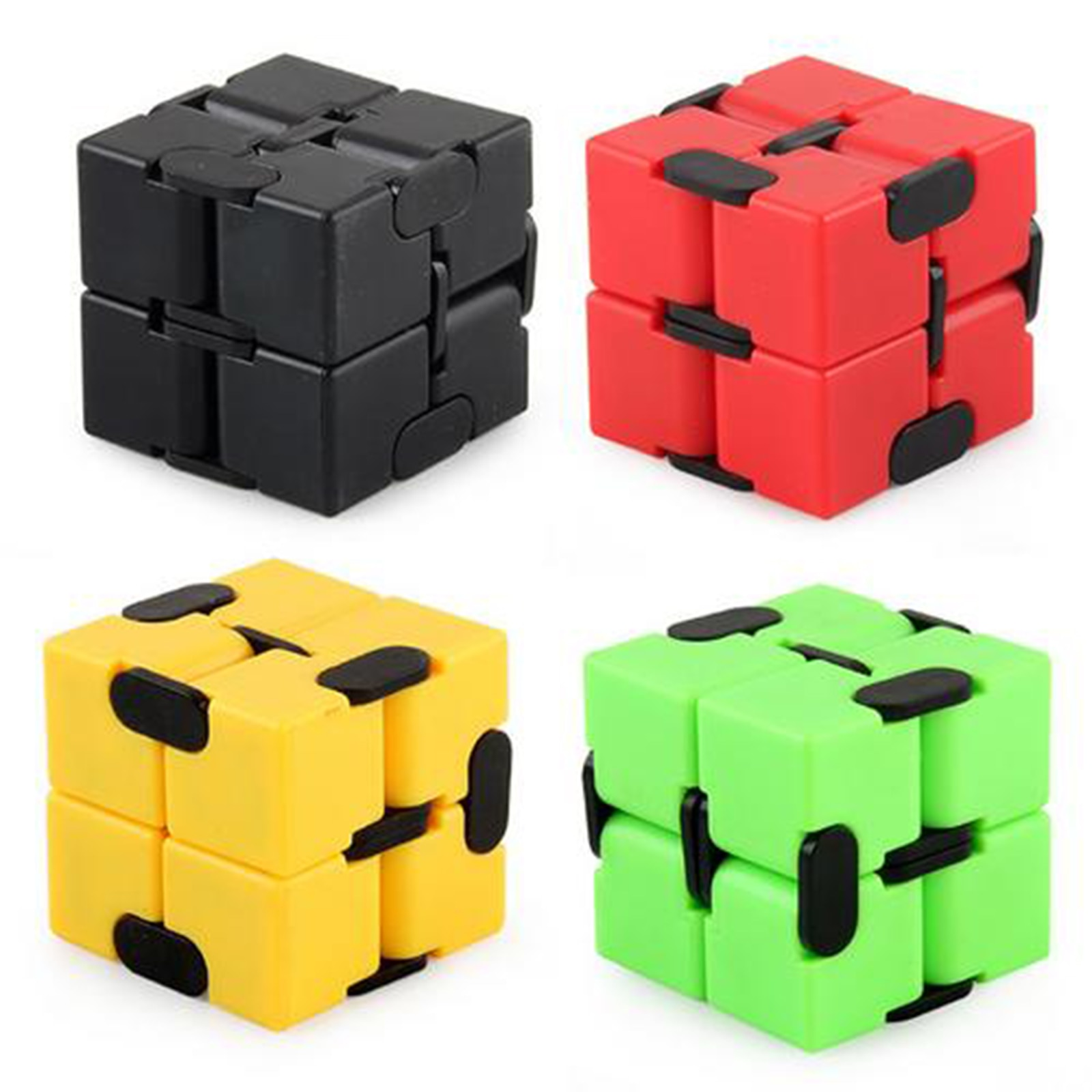 infinity cube magic square fidget toy 3408 - Wacky Track
