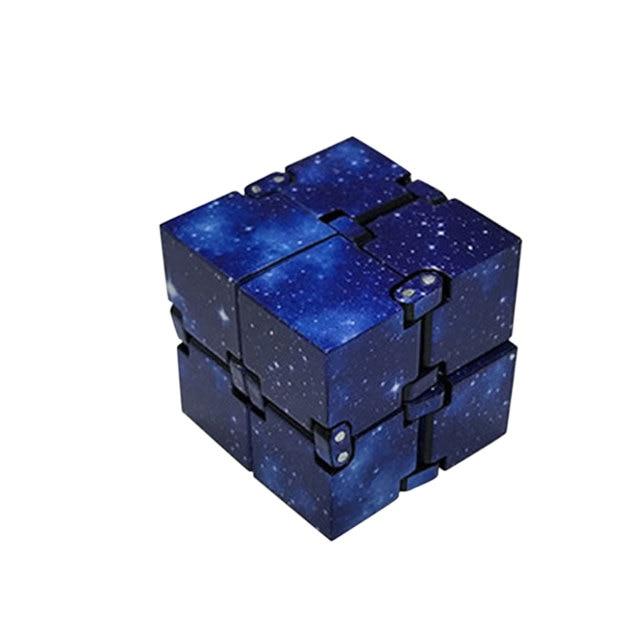 infinity cube magic square fidget toy 4733 - Wacky Track