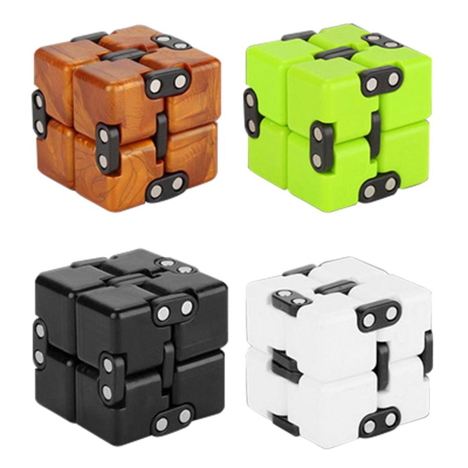 infinity cube magic square fidget toy 5432 - Wacky Track