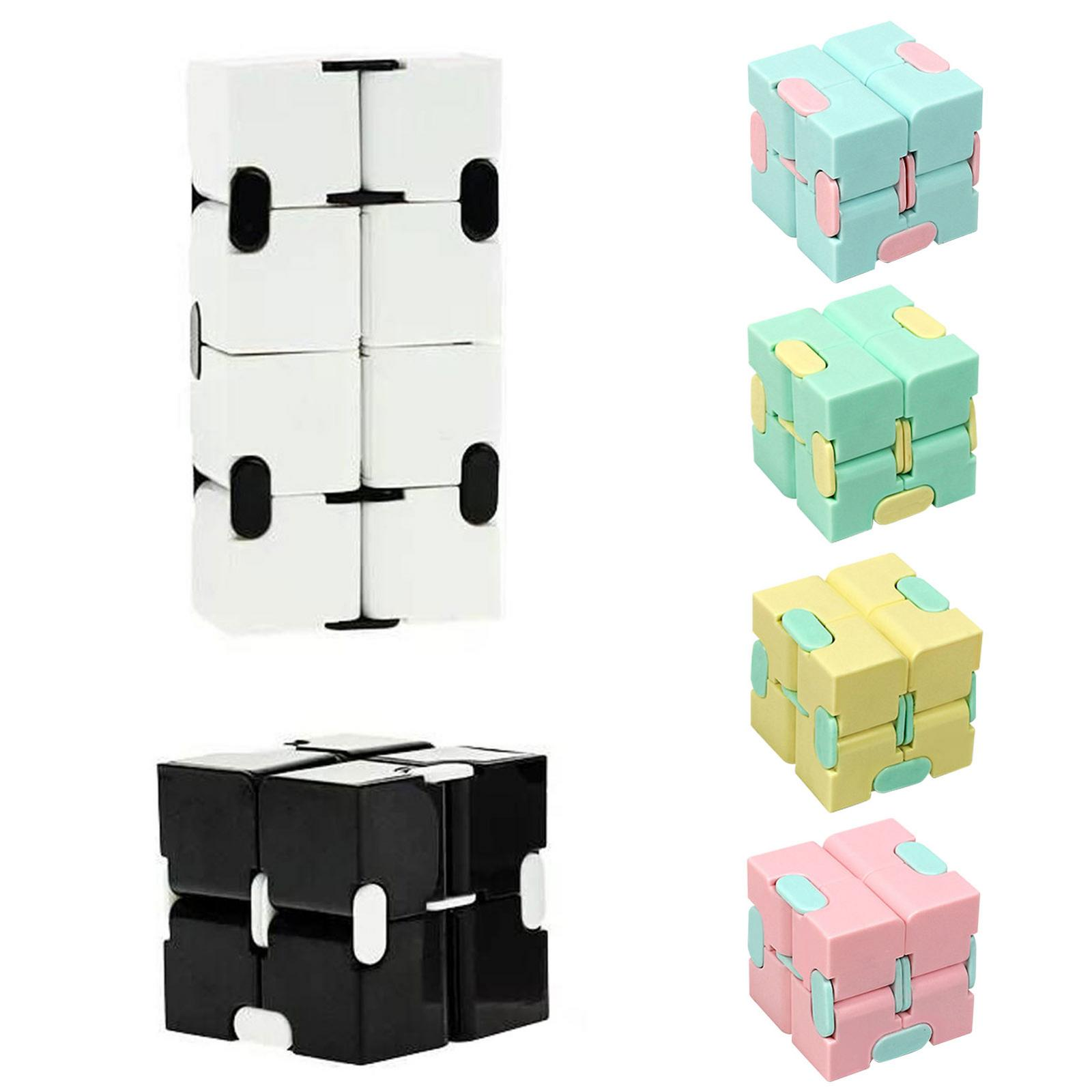 infinity cube magic square fidget toy 5768 - Wacky Track