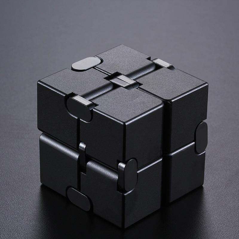 infinity cube metal cube fidget toy 4300 - Wacky Track