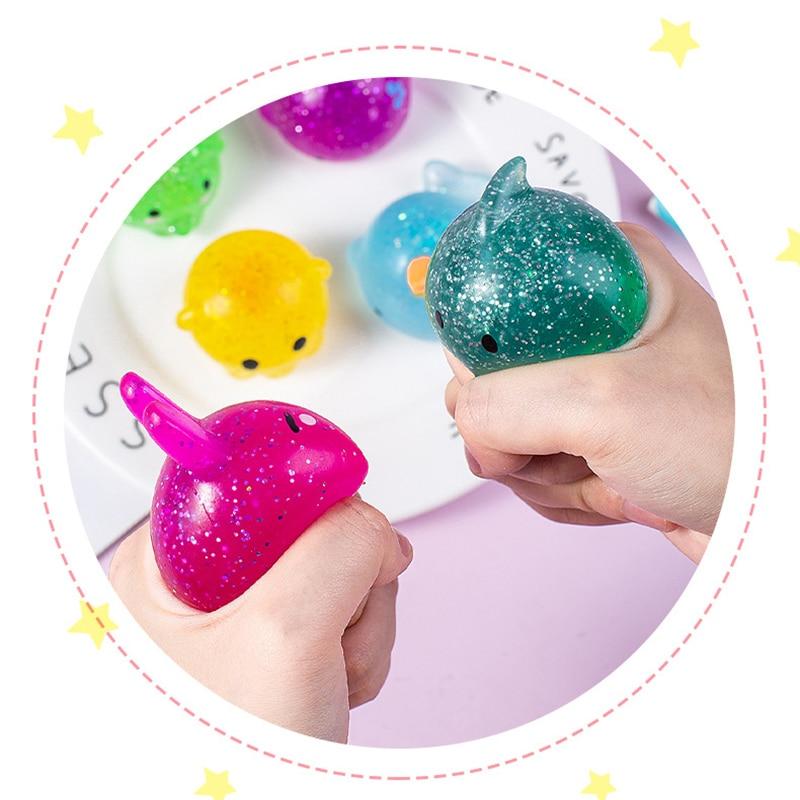 mochi fidget squishy animals fidget toy 4592 - Wacky Track