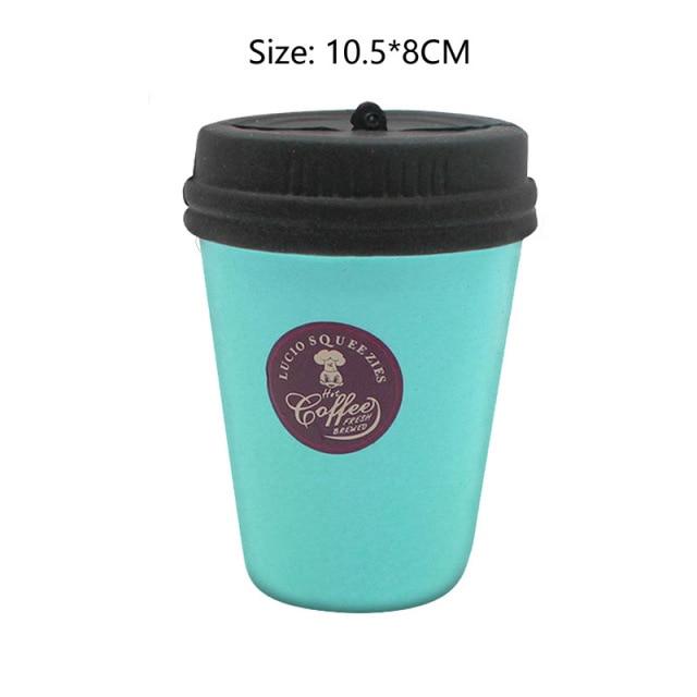 mochi fidget squishy coffee fidget toy 3089 - Wacky Track