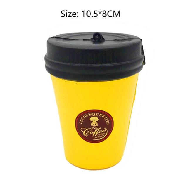 mochi fidget squishy coffee fidget toy 6039 - Wacky Track