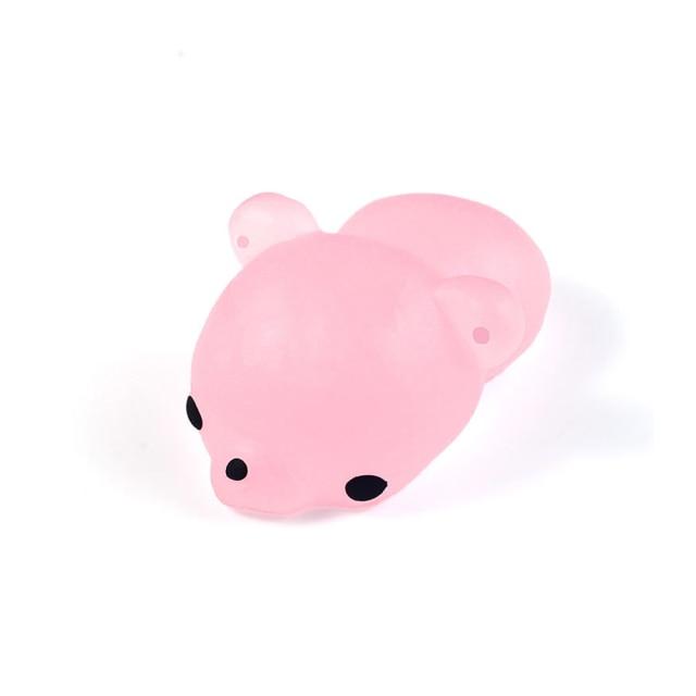 mochi fidget squishy cute animals 2 fidget toy 2923 - Wacky Track