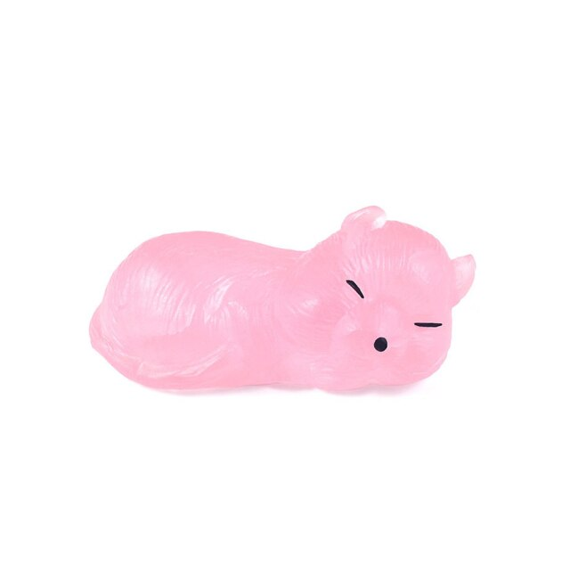 mochi fidget squishy cute animals 2 fidget toy 7589 - Wacky Track