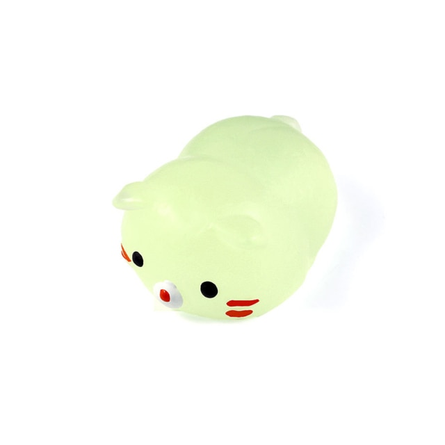 mochi fidget squishy cute animals 2 fidget toy 7684 - Wacky Track