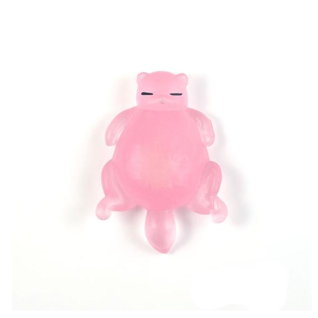 mochi fidget squishy cute animals 2 fidget toy 8498 - Wacky Track