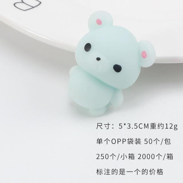 mochi fidget squishy cute animals fidget toy 1567 - Wacky Track