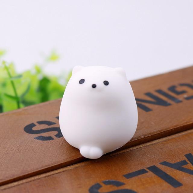 mochi fidget squishy cute animals fidget toy 5097 - Wacky Track