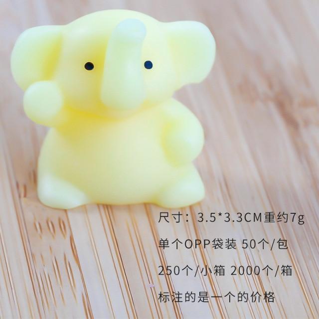 mochi fidget squishy cute animals fidget toy 5454 - Wacky Track