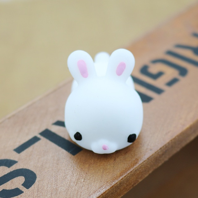 mochi fidget squishy cute animals fidget toy 6626 - Wacky Track