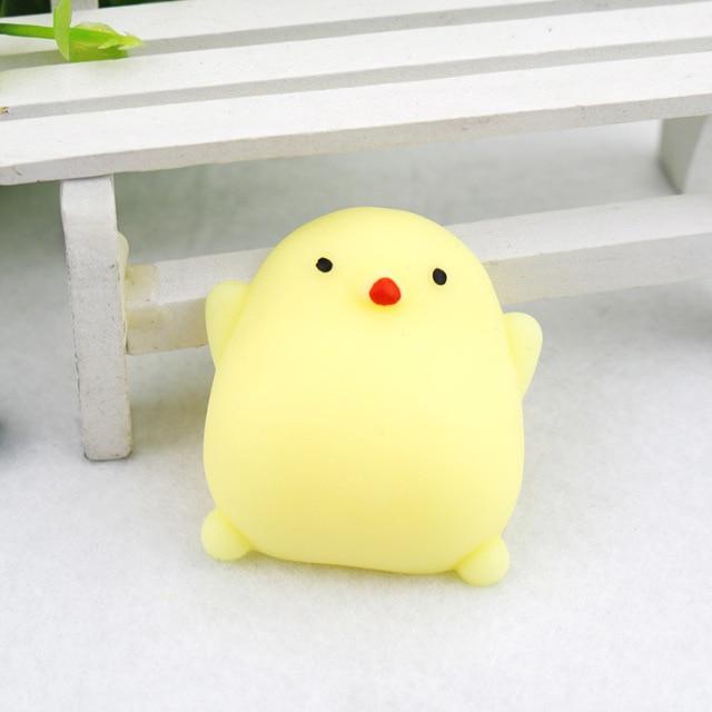 mochi fidget squishy cute animals fidget toy 8040 - Wacky Track
