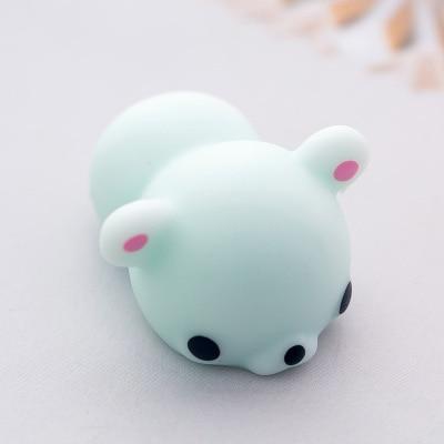 mochi fidget squishy cute animals fidget toy 8256 - Wacky Track