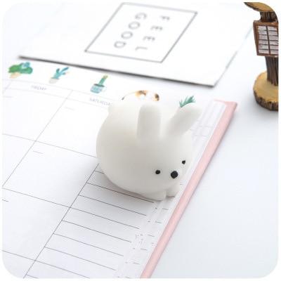 mochi fidget squishy cute animals fidget toy 8317 - Wacky Track