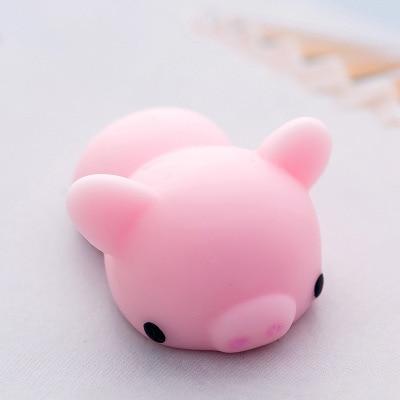 mochi fidget squishy cute animals fidget toy 8529 - Wacky Track