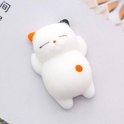 mochi fidget squishy cute animals fidget toy 8688 - Wacky Track