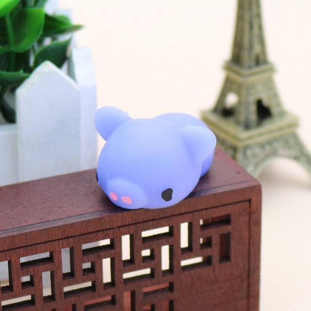 mochi fidget squishy cute animals fidget toy 8984 - Wacky Track