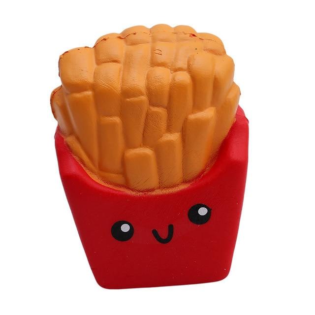 mochi fidget squishy fast food fidget toy 8521 - Wacky Track