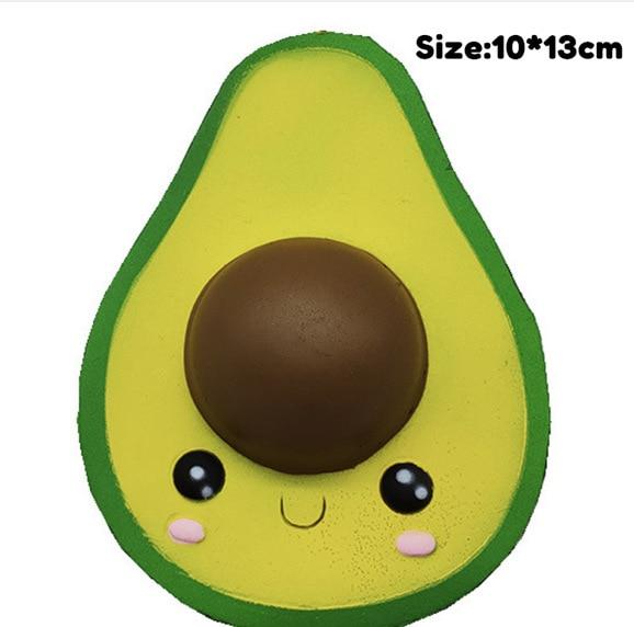 mochi fidget squishy fruit fidget toy 4600 - Wacky Track