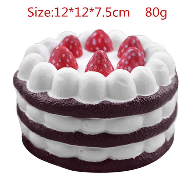 mochi fidget squishy sweet cake fidget toy 2598 - Wacky Track