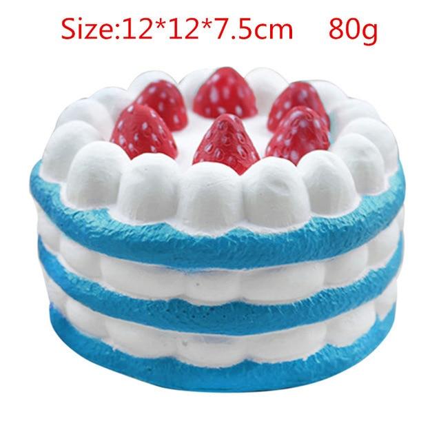 mochi fidget squishy sweet cake fidget toy 6425 - Wacky Track