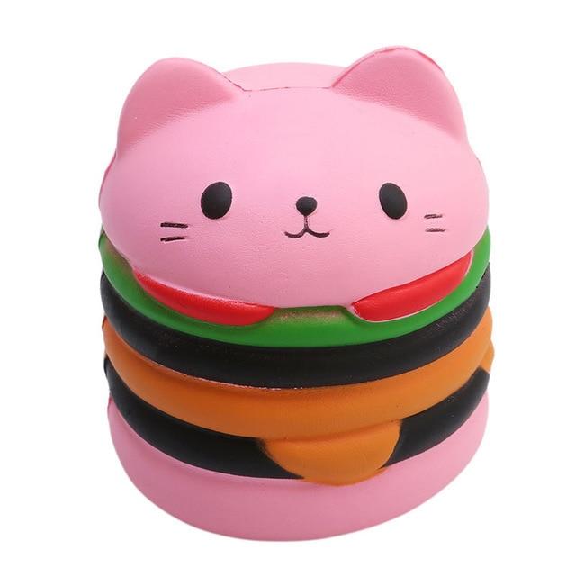 mochi fidget squishy sweet cake fidget toy 7041 - Wacky Track