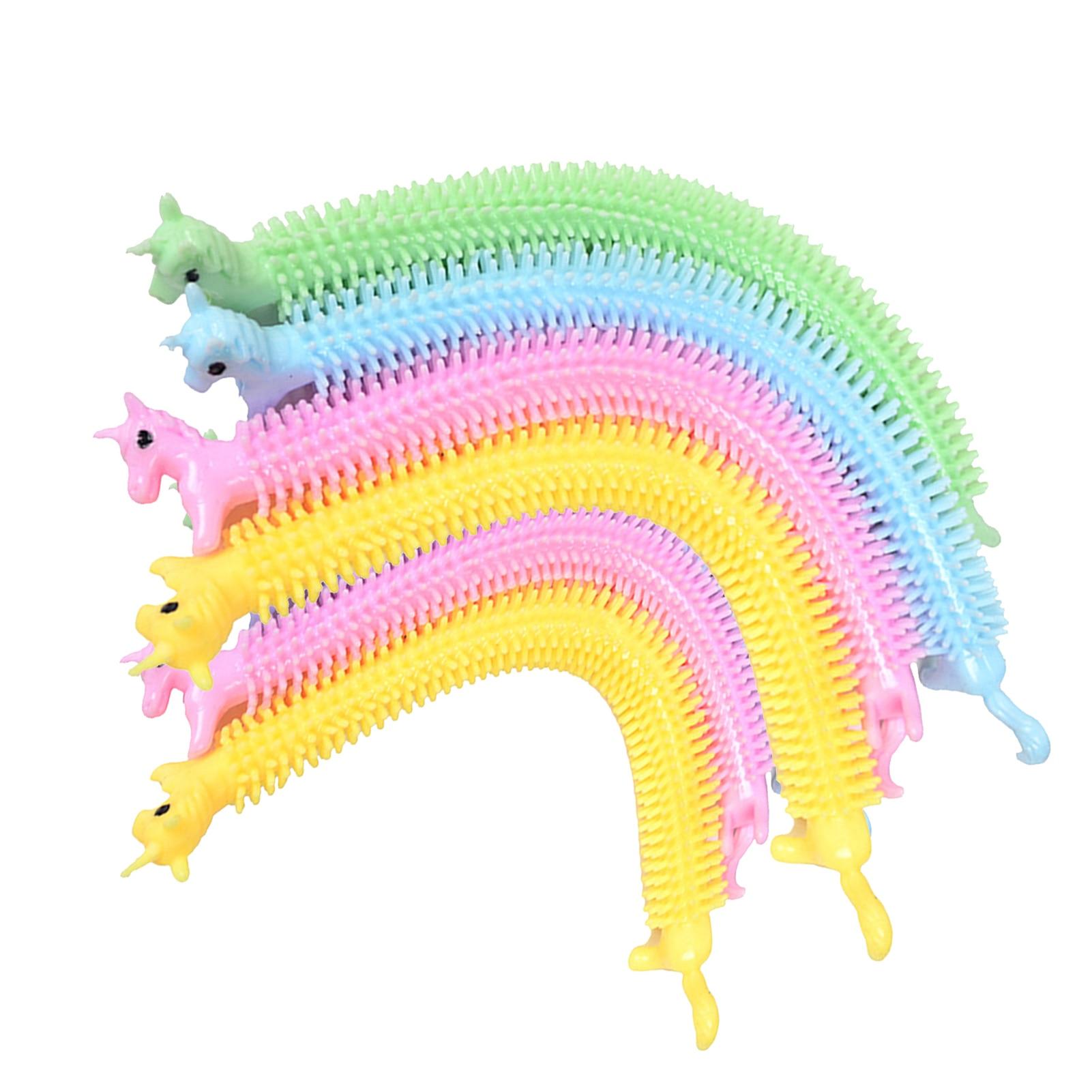 monkey noodle unicorn elastic rope stretchy fidget toy 1297 - Wacky Track