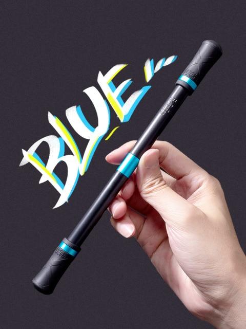 pen fidget antistress rotating pen fidget toy 6698 - Wacky Track