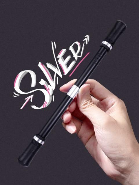pen fidget antistress rotating pen fidget toy 7938 - Wacky Track