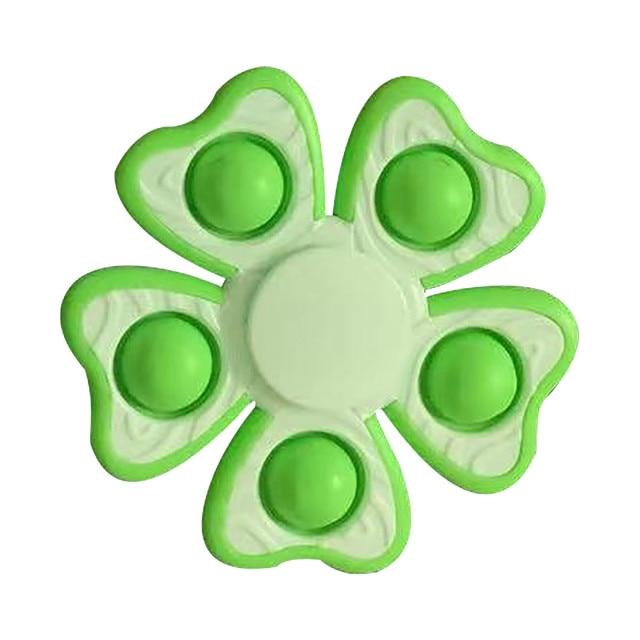 pop it 5 sides spinner fidget toy 4819 - Wacky Track