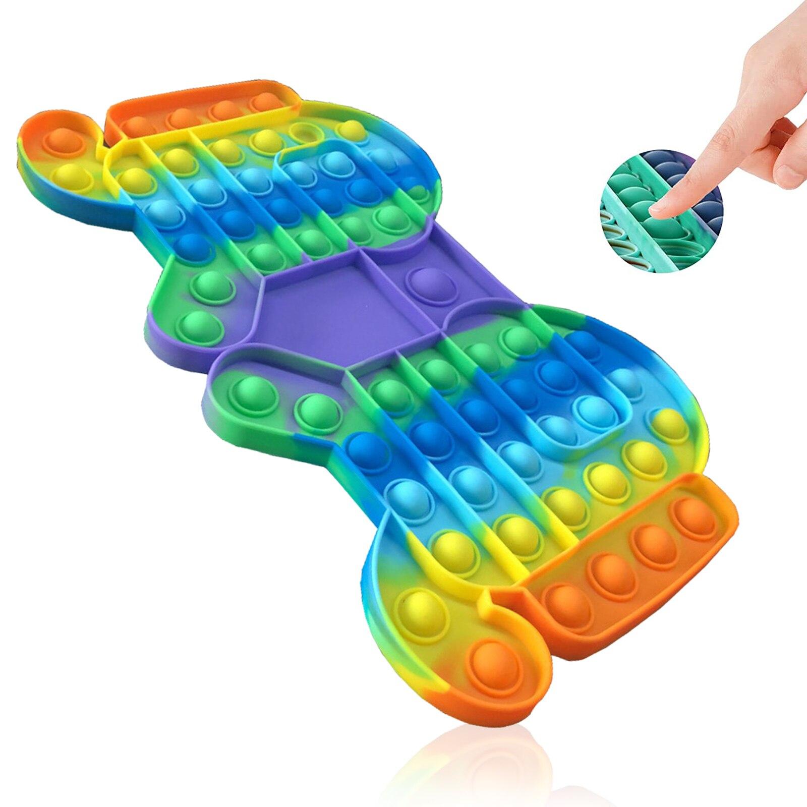 pop it among us fidget toy 2779 - Wacky Track