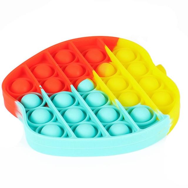 pop it apple fidget toys 5054 - Wacky Track