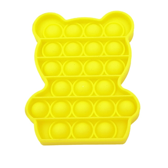 pop it bear fidgets toys 1255 - Wacky Track