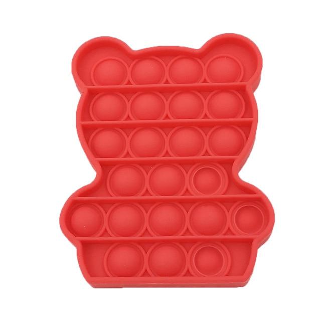 pop it bear fidgets toys 5789 - Wacky Track