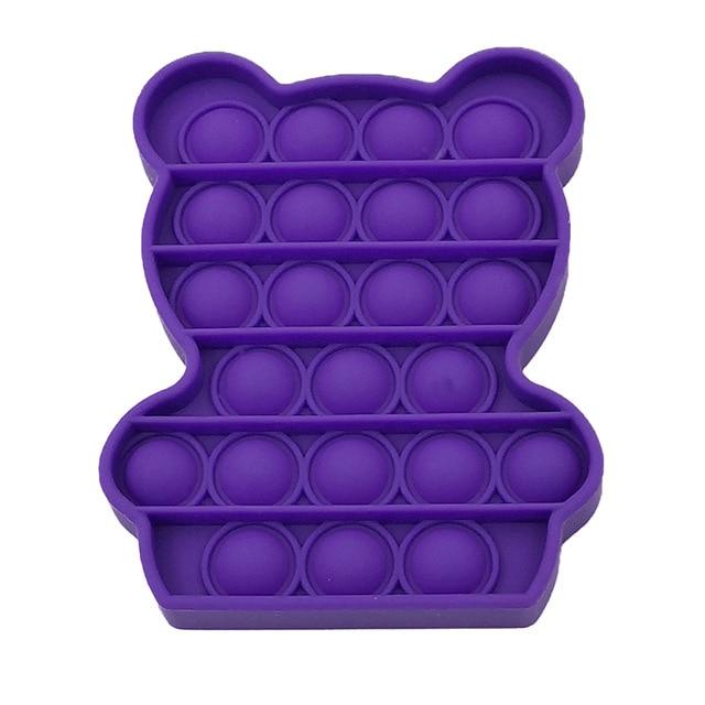 pop it bear fidgets toys 6820 - Wacky Track