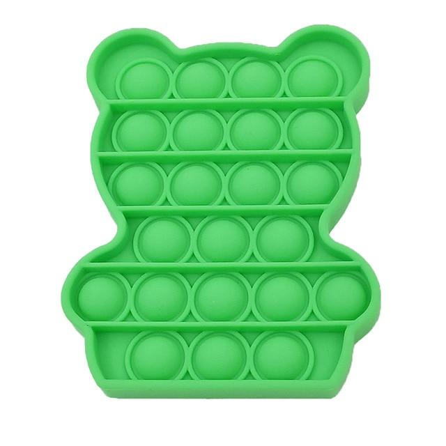 pop it bear fidgets toys 8984 - Wacky Track