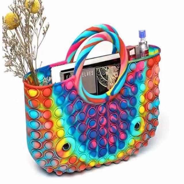pop it beautiful bag fidget toy 1298 - Wacky Track